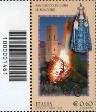1461 CODICE A BARRE SINISTRO O DESTRO  Folclore Italiano San Marco.60 ANNO 2012