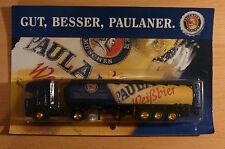 Modellino autocarro per birra Rimorchio trasporto SCANIA Paulaner Monaco HS 8