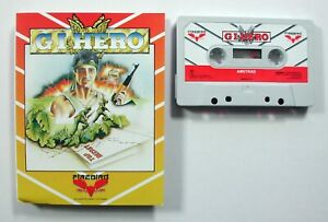 vintage amstrad game amstrad games amstrad game amstrad GI Hero game G I HERO
