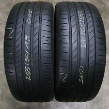 2x Summer Tyres Continental Conti Sport Contact 5 255/50/19 R19 103W SUV M0