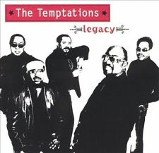 1 CENT CD Legacy - The Temptations