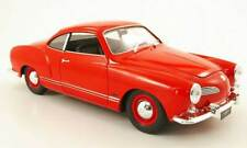 VW VOLKSWAGEN KARMANN GHIA COUPE RED WELLY 18023W 1/18 ROUGE ROSSO ROT 1:18