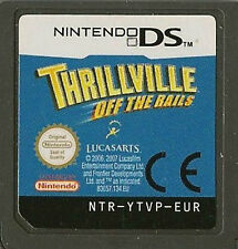 NINTENDO DS THRILLVILLE GAME CARTRIDGE ONLY