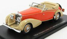 Esval model emeu43002a 1/43 hispano suiza j12 cabriolet di vanvooren