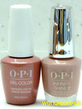 OPI GelColor & Infinite Polish PERU GC & ISL P37- Somewhere Over The Rainbow Mou