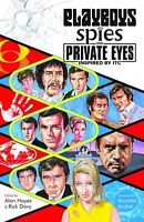 Playboys Spies and Private Eyes Inspired by ITC Book The Persuaders Jason King