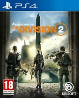 Tom Clancy's The Division 2 PS4 - NEW & SEALED - IN STOCK NOW