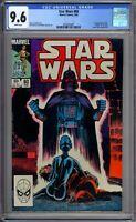 Star Wars 80 CGC Graded 9.6 NM+ 1st Appearance Of Ellie Marvel Comics 1984