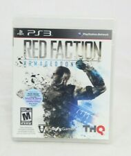 Red Faction: Armageddon (Sony PlayStation 3, 2011) Brand New Factory Sealed