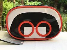 Disney Pixar The Incredibles 2 Edna Mode Zippered Bag Pouch Coin Purse Cosmetics