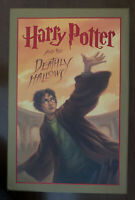 Harry Potter and the Deathly Hallows by J. K. Rowling (2007) Collectors Edition