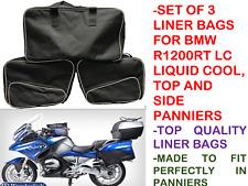 Alforjas con Forro Interiores & Superior Caja Bolsa para BMW R1200RT LC Nuevo