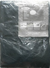 DELUXE ABOVE GROUND 12' ROUND WINTER POOL COVER