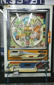 Vintage Nishijin Heiwa Custom Pachinko Pinball Game Arcade Machine - Cool