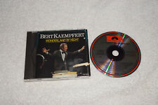CD : Bert Kaempfert - Wonderland by Night (1985) Made in West Germany