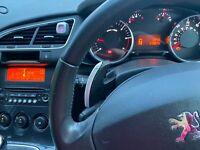 2010 Peugeot 3008 1.6 HDi Active AUTOMATIC 5dr parking sensors, very economical