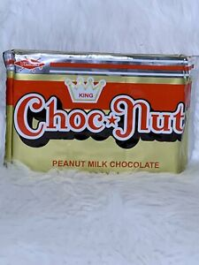 2packs Choc Nut Peanut Milk Chocolate (24pcs each pack)