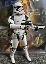 Hasbro Star Wars Black Series 04 Force Awakens FIRST ORDER STORMTROOPER Loose
