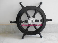 Collectibles Nautical Boat Steering Shipswheel-Maritime Scuba Shipwheel Decor