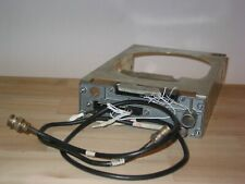 TRAY FOR BENDIX KING KX-165 WITH BOTH WIRING AND ANTENNA CONNECTORS KX 165 RACK