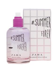 ❣️Zara Girls Kids Summer Forever Eau De Toilette EDT Spray 100ml New❣️