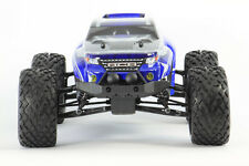 New Redcat Racing Terremoto V2 1:10 Brushless RTR RC 4WD RC Monster Truck Blue