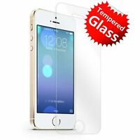 Genuine Tempered Glass Film Screen Protector for Apple iPhone 5