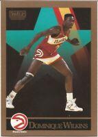 Dominique Wilkins Skybox 1990/91 NBA Basketball Card #11