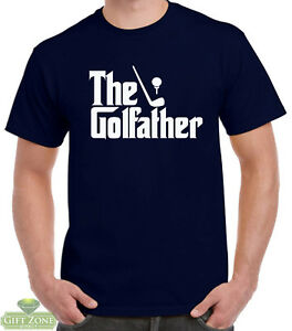 The Golfather Funny Golf T-Shirt Golfer Gift