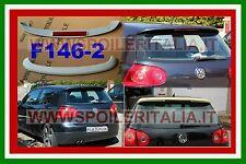 SPOILER ALETT GOLF V 5 SERIE TIPO GTI GREZZO CON FARO  F146-2G SI146-2-1