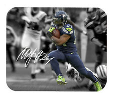 Item#1538 Marshawn Lynch Seattle Seahawks Facsimile Autographed Mouse Pad