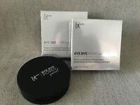 IT Cosmetics Bye Bye Pores Poreless PRESSED POWDER Finish Airbrush