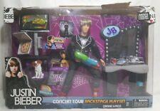 Justin Bieber Concert Tour Backstage Playset~2010 Bieber Time~New w/ Damaged Box