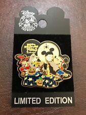 NEW Walt Disney World Halloween 2005 Mickey, Donald, Minnie Pin, LE 2500, #42253