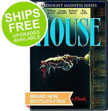 House (DVD, 2011) NEW, Sealed, William Katt, George Wendt, Richard Moll