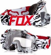 Gafas rojos Fox para conductores