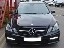 Mercedes W212 E Class Sport grill grille Black AMG E200 E220 E250 E350 E500 E63