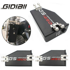 Motorcycle ABS Plastic Rear Seat Side Tool Box Decorative For BMW R1200GS 1250GS