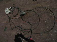 OMC Johnson Evinrude Shifter and Wiring