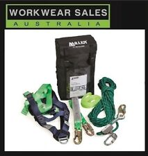 MILLER BY HONEYWELL ROOF WORKER BACKPACK KIT SAFETY HARNESS