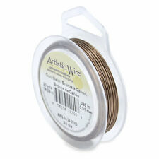 Beadalon Artistic Wire - 24 gauge - 0.51mm - 20yds - many colours