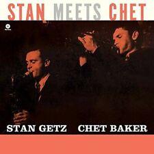 Getz- Stan/Baker- ChetStan Meets Chet (New Vinyl)