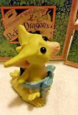 Rl � Pocket Dragons Dragon *�Mint� & 🖋Signed🖋 * Blue Ribbon * 1994 *