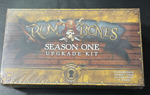CMON Boardgame Rum & Bones - Season One Upgrade Kit SW FREE US Shipping
