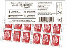 Frankreich (2020) postfrisch (Markenheft)/Marianne 'Collection de France'