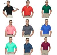 FILA Men's Polo Shirt SPORT GOLF Pro Core Performance Short Sleeve Wicking DRY