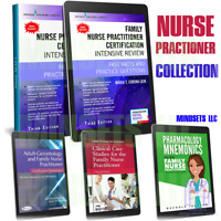Family Nurse Practitioner Certification Intensive Review (HUGE COLLECTION)