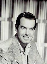 "1955 Original SILVER GELATIN Photo actor Fred MacMurray ""The Far Horizons"" movie"