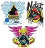 SANTA CRUZ - Natas / Skateboard Sticker - Santa Monica Airlines - Panther Kitten