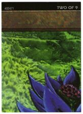MTG 1 X PIECE TWO OF 9 FOR BLACK LOTUS QUEST PUZZLE OVERSIZED